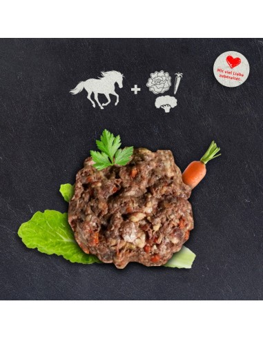 BARF Pferdefleischbasis
