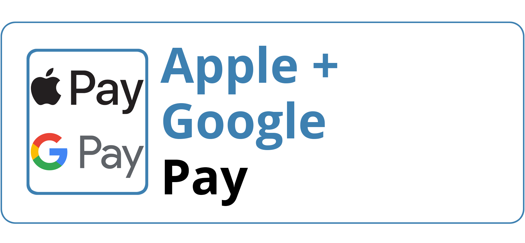 Apple / Google PAY